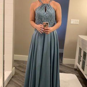 Christina Wu bridesmaid dress